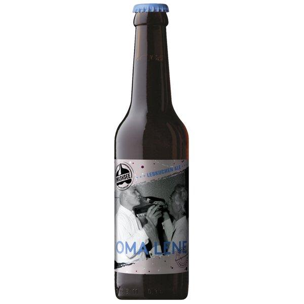 Oma Lene (Lebkuchen Ale)