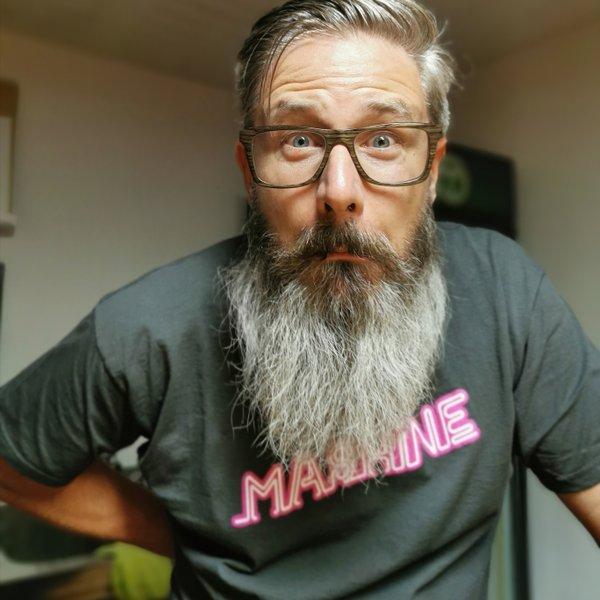 Mashine T-Shirt